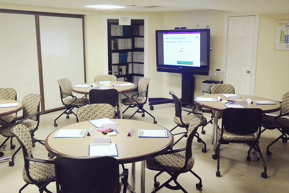 WVUteach House Classroom